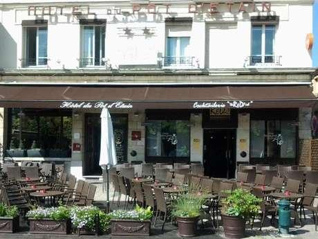 """Hôtel du """"Pot d'Etain"""""""