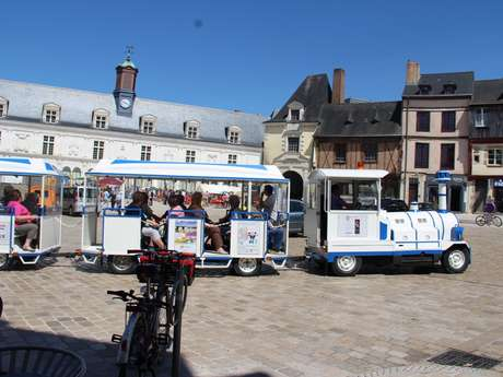 TRAIN TOURISTIQUE DE LAVAL