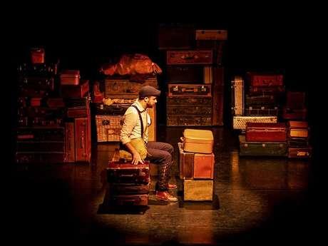 Spectacle au Théâtre de l'Archipel : Un sac de billes de Joseph Joffo