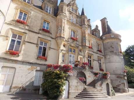 Visite guidée : Château Hôtel de Ville (les extérieurs)