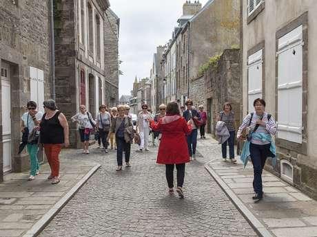 """Visite commentée de l'Office de Tourisme : """"La Haute-ville et ses remparts"""""""
