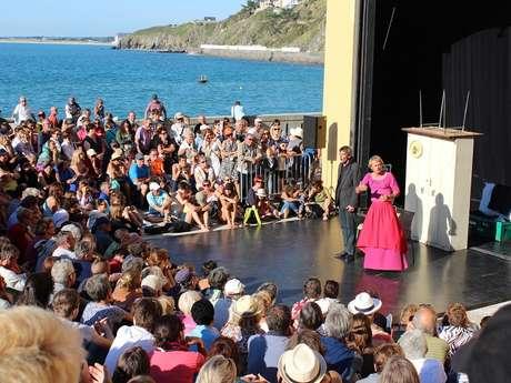 Concerts au théâtre marin