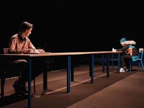Spectacle : Seuil / Compagnie Les Grandes marées