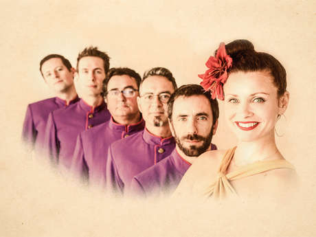 Concert :  « Hot For More » par The Sassy Swingers