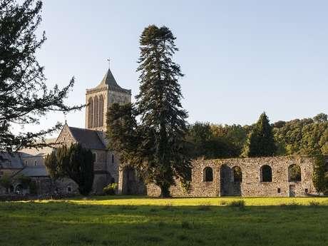 Histoire et sauvegarde de l'abbaye : visites guidées