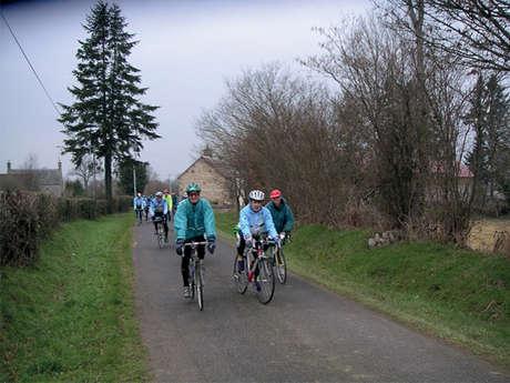 Randonnée de cyclotourisme : Le printemps à vélo