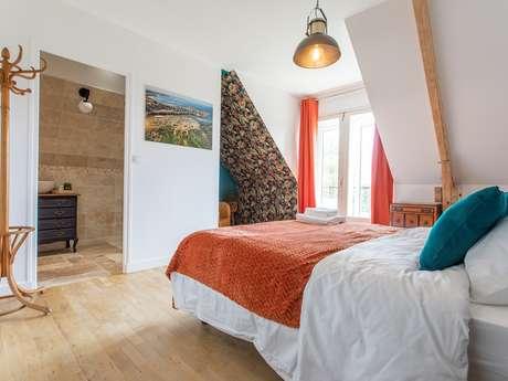 Chambres d'hôtes > La Bellevue Bréville