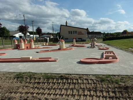 Camping des Bords de l'Huisne