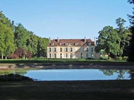 Park of the Château de Lorière