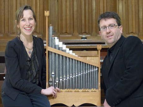 Concert : orgue et organetto