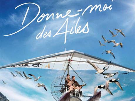 Cinéma de plein air : « Donne-moi des ailes »