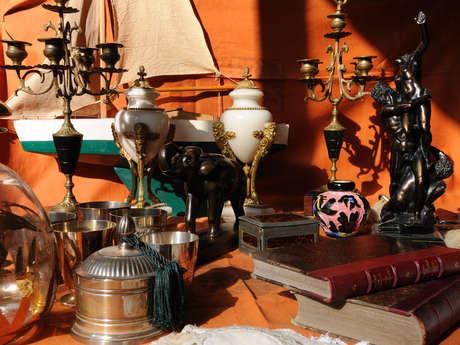 Antiquités : 30ème Foire aux antiquités
