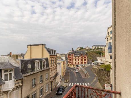 Gîtes de France City Break G915 > Le Gîte du Rocher