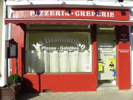Pizzeria La Bellêmoise