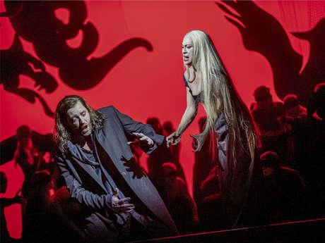 "Retransmission de l'opéra : ""Tannhäuser"" de Wagner"