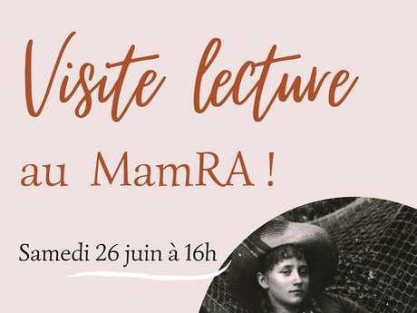 Visite lecture autour de l'écrivain Colette !