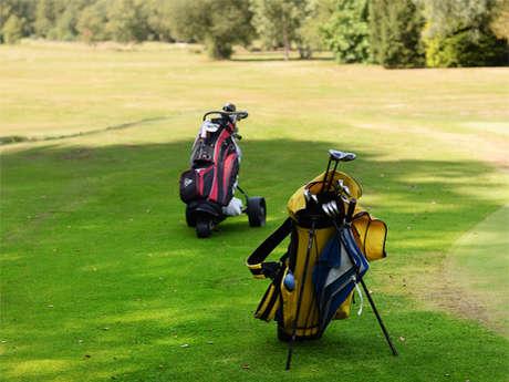 Compétition de golf : Coupe du Président