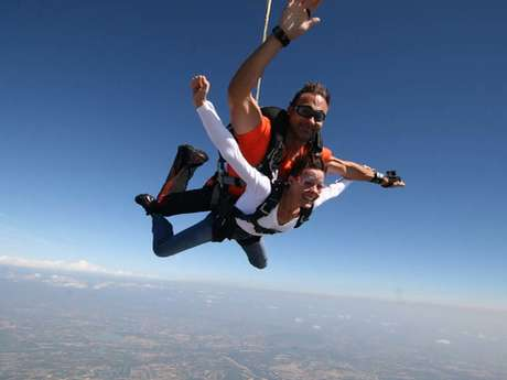 France Parachutisme Tandem