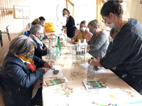 Atelier gaspillage alimentaire