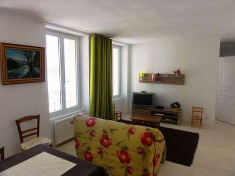 Meublé de tourisme > Appartement 1