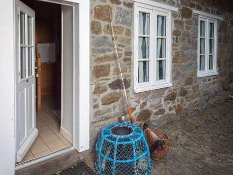 Meublé de tourisme > Gîte communal de Chausey n° 4