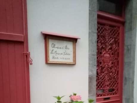 Chambres d'Hôtes > La Maison de Juliette