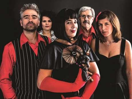 Le Concert du Mois : Maria Dolores y Amapola Quartet
