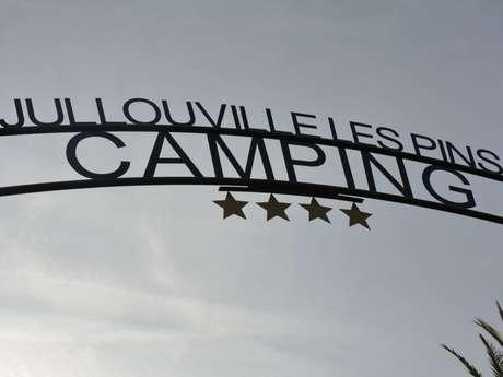 Camping Jullouville Les Pins