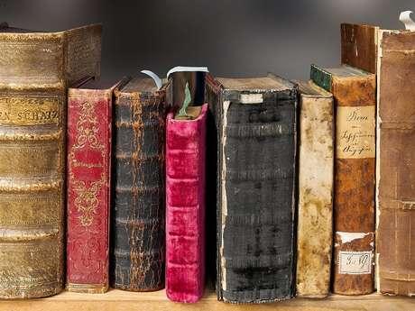 Marché aux livres d'occasion