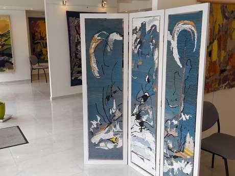 Exposition de tapisseries contemporaines