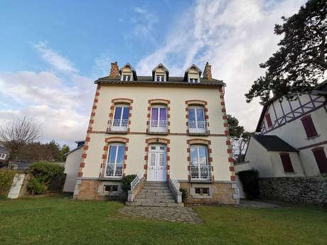Meublé de tourisme > Villa Jeanne Marie