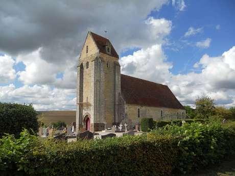 Church of Sainte-Céronne-les-Mortagne