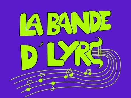 """Concert avec le groupe """"La bande d'lyres"""""""