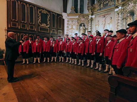 Concert Noël des Chanteurs Pyrénéens de Tarbes