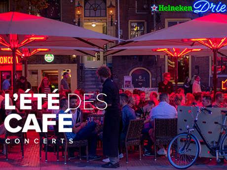 L'Eté des Cafés au Café des Fleurs