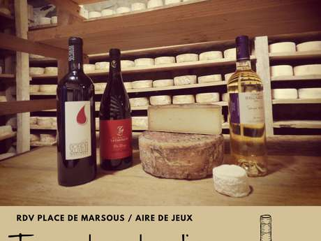 L'Apéro Vin et Fromage