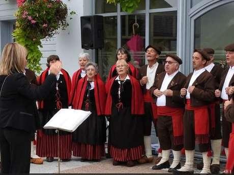 Concert des Chanteurs Montagnards Ariélès