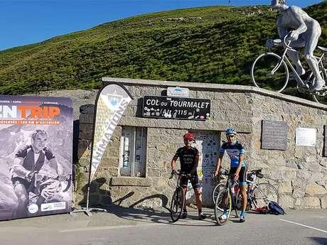 Pyrénées Cycl'n Trip - Col du Tourmalet et Montée de Luz Ardiden