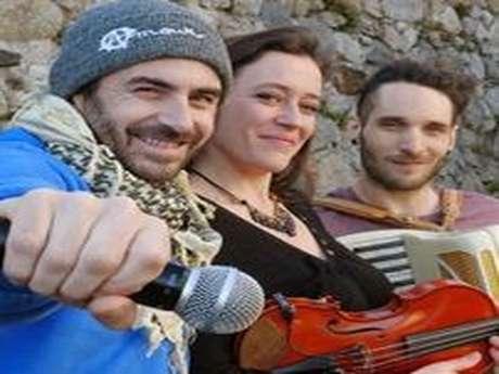 Escales d'Automne : concerts de UKE'N'ROLL et KALUNE