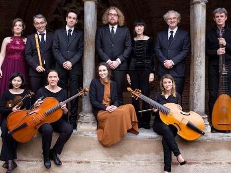 Festival Musique Sacrée : Ensemble Antiphona & Atelier Oratorio