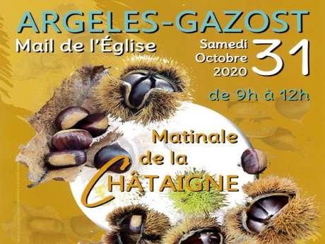 Matinale de la Châtaigne - 7ème édition
