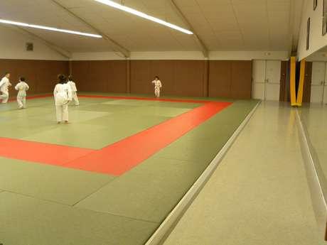 Tournoi interclubs de Judo