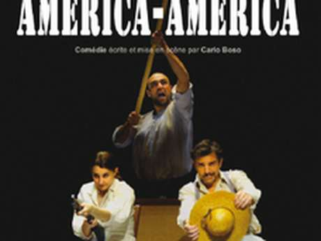 "Théâtre ""América América"""