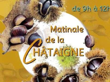 Matinale de la Châtaigne - 8ème édition