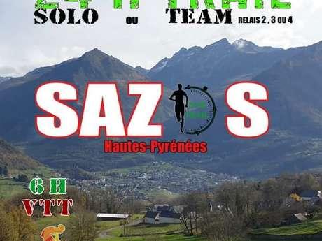 Edition 2022 : 24 H Trail - Solo ou Team