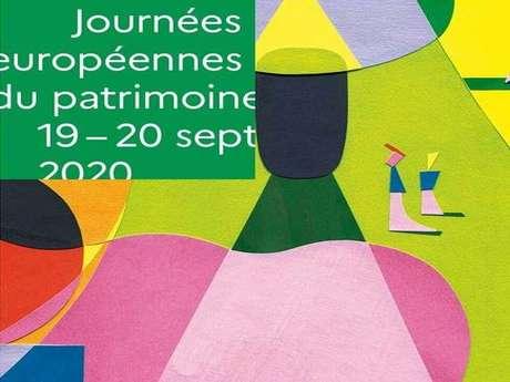 Journées du Patrimoine : Exposition et Visite guidée