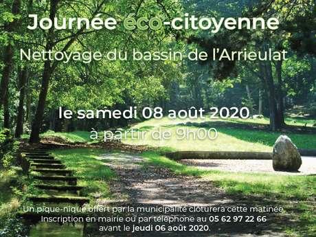 Journée Eco-citoyenne à l'Arrieulat