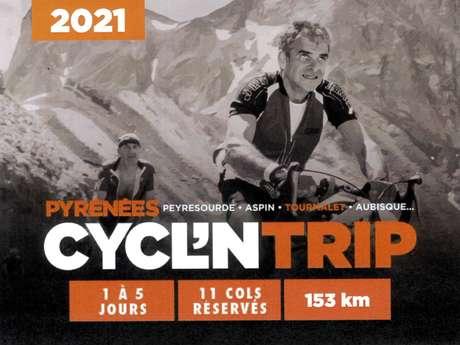Pyrénées Cycl'n Trip - Montée du Hautacam
