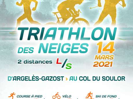 Vautourman, le Triathlon des Neiges