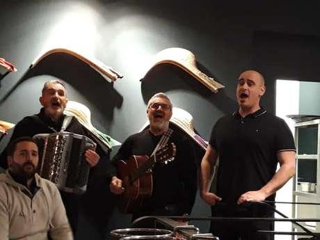 """Concert avec le groupe """"Kriolinak"""""""